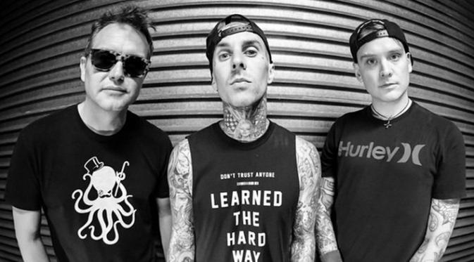 Blink 182 Pertama Kali Masuk Nominasi Grammy