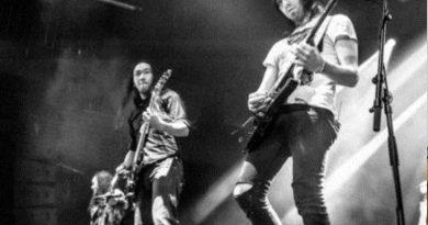 Reaching Into Infinity World Tour : Pendaratan Perdana DragonForce di Yogyakarta