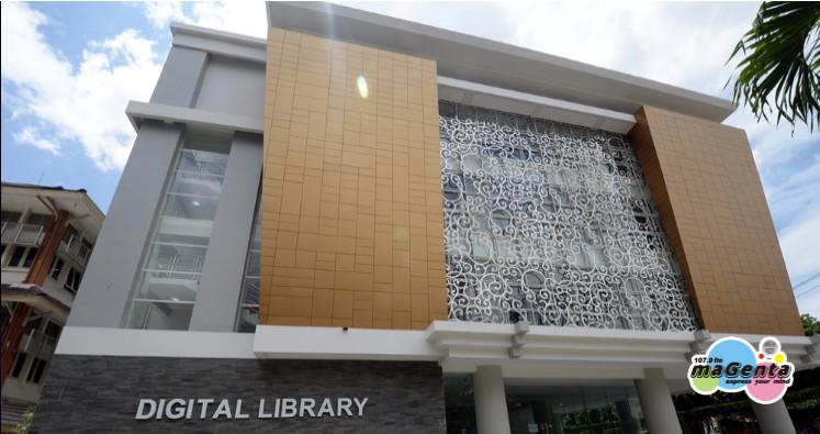 Resmi, Perpustakaan Digital jadi Sarana Baru Mahasiswa
