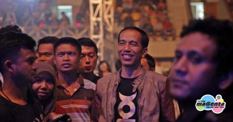 Harapan Jokowi untuk Musik Indonesia